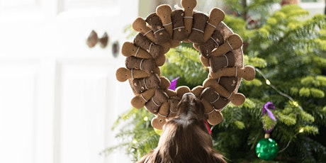 Dog biscuit banquet wreath workshop tickets