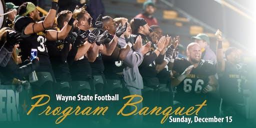 2019 Wayne State Football Banquet