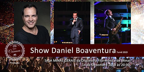 Show Daniel Boaventura - Turnê 2019 tickets