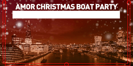 CHRISTMAS BOAT PARTY WITH A FREE AFTER PARTY tickets