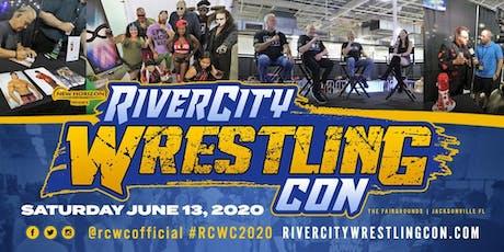 River City Wrestling Con 2020 tickets