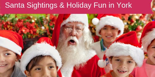 Christmas Events & Holiday Happenings in York, PA