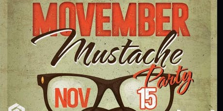 Movember Mustache Party @ Fiction // Fri Nov 15 | Ladies FREE Before 11PM tickets