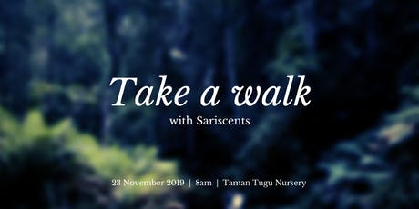 Trail Hike With Sariscents tickets
