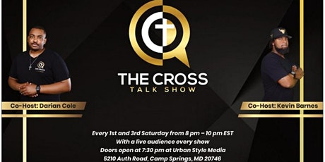 The Cross Talk Show Live! tickets