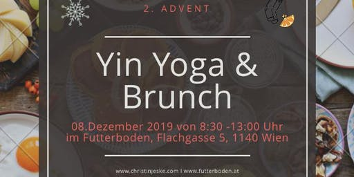 Yin Yoga Brunch am 2. Advent
