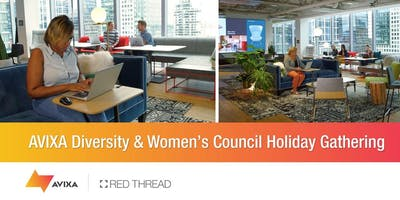 AVIXA Diversity & Women's Council Holiday Gathering