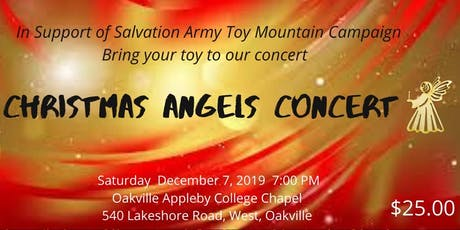 Christmas Angels Concert tickets
