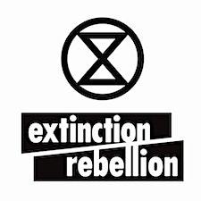 Groupe Paris Est Extinction Rebellion logo