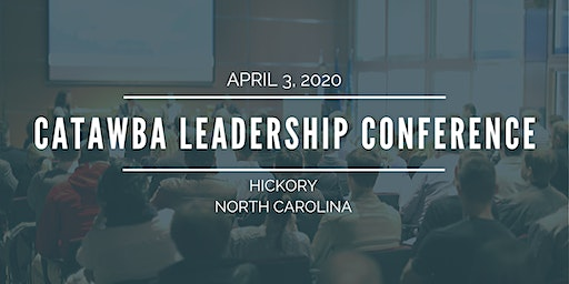 The 2020 Catawba Leadership Conference
