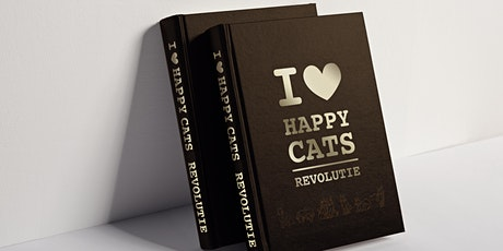 Lezing: I love happy cats Revolutie tickets