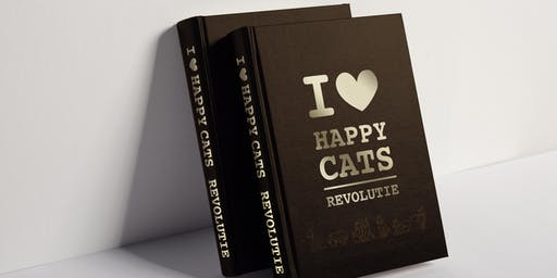 Lezing: I love happy cats Revolutie