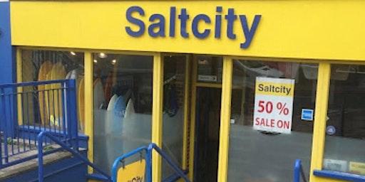 Saltcity Benefit Gig