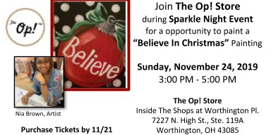 The Op - Believe In Christmas