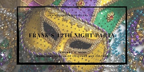 Frank's 12th Night Party tickets