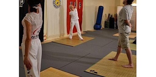 Tai Chi and Yoga (05-06-2020 starts at 9:00 AM)
