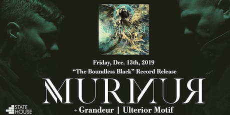 Murmur Record Release tickets