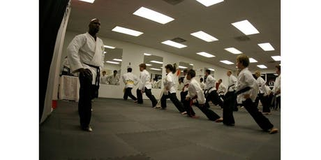 Kickboxing Cardio Self Defense Class (02-09-2020 starts at 8:00 AM) tickets
