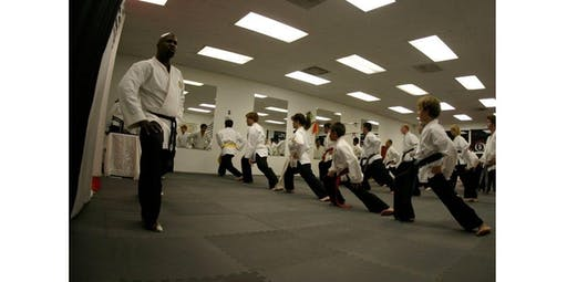 Kickboxing Cardio Self Defense Class (2020-01-05 starts at 8:00 AM)