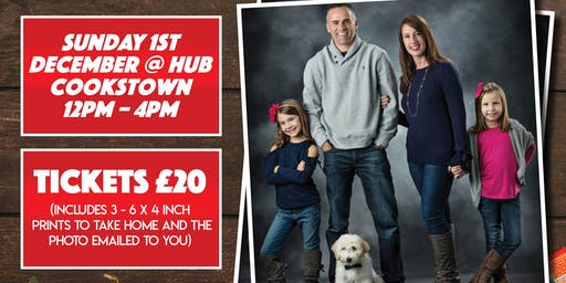 Barking Mad - The Perfect Family Photo With Your Pets - Only 30 spaces