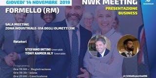 Presentazione business neworkom formello