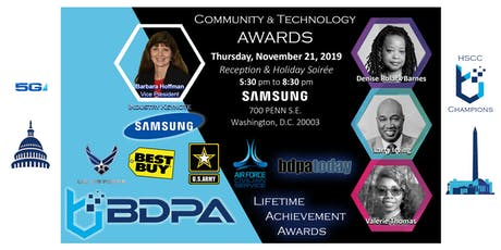 2019 Community Technology Awards  and Holiday Soirée tickets