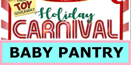 BABY PANTRY @Joi's Angels Holiday Carnival tickets