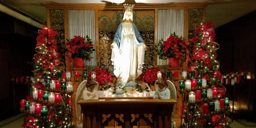 Feast Day Mass for the Solemnity of Mary, Holy Mother of God