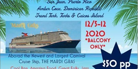 Holiday Cruising with Family & Friends tickets