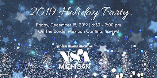 NSA Michigan Holiday Party