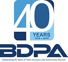 BDPA National Capital Region logo