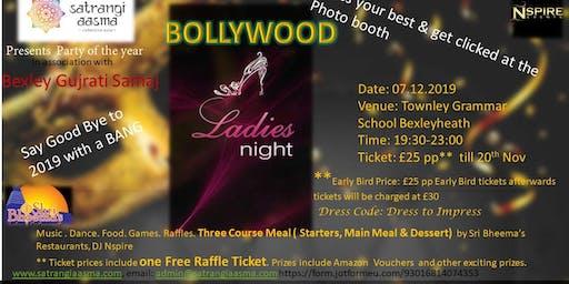 Bollywood Dinner & Dance