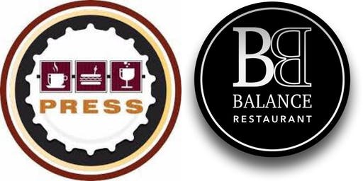 Downtown Progressive Dinner by Balance and PRESS