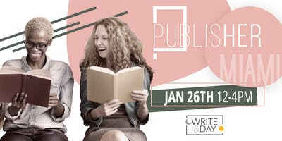 PublisHER | Book Fair for Self-Published Women Authors