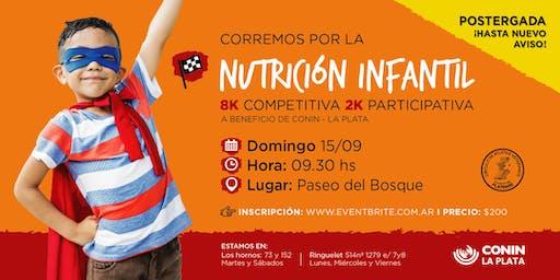 Maratón CONIN La Plata 2019 - Corremos por la Nutrición Infantil