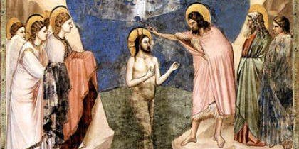 Feast Day Mass for the Baptism of the Lord