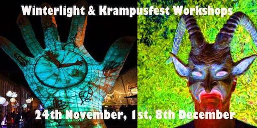 Krampusfest/Winterlight Craft Workshops