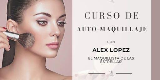 Curso De Auto-Maquillaje Con Alex Lopez!