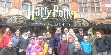 HARRY POTTER TOUR OF LONDON tickets