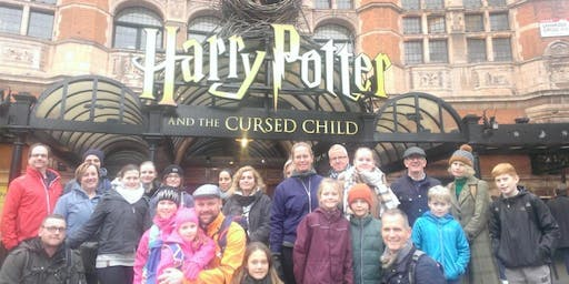 HARRY POTTER TOUR OF LONDON