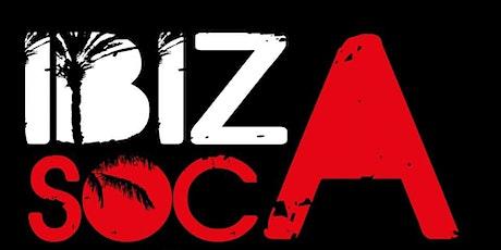Ibiza Soca Festival 2020  biglietti