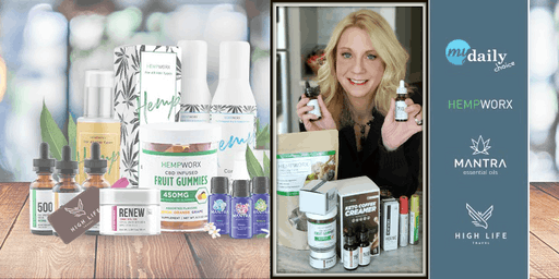 Jo Roberts My Daily Choice Wellness Debut Party