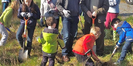 'Plantathon'- a mass Tree Planting for Galway City tickets