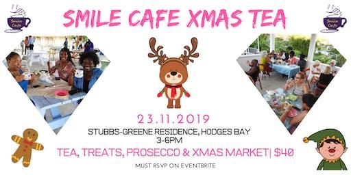 Smile Cafe Christmas Tea