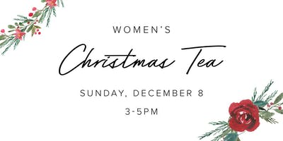 Women's Christmas Tea