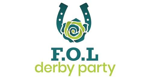 Sponsorship - F.O.L. Derby Party