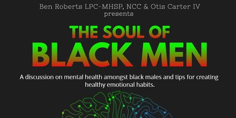 The Soul of Black Men tickets