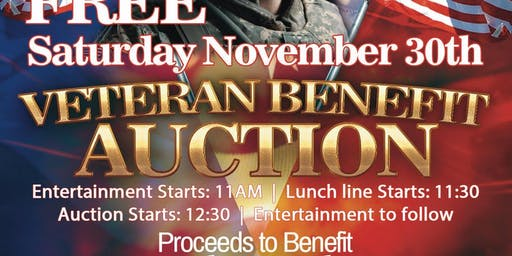 Veteran Benefit Auction