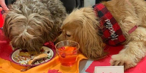 2nd Annual Pupsgiving Dinner
