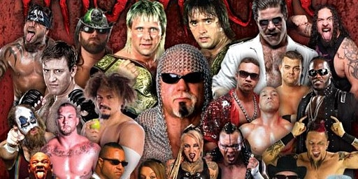 USA Pro Wrestling Presents The Valentines Day After Massacre